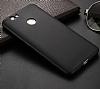 Huawei Nova Mat Siyah Silikon Kılıf - Resim 1