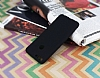 Huawei P Smart Mat Siyah Silikon Kılıf - Resim 2