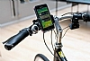 Huawei P10 Bisiklet Telefon Tutucu - Resim 3