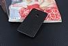Huawei P10 Lite Ultra İnce Karbon Siyah Kılıf - Resim 1