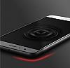 Huawei P10 Mat Siyah Silikon Kılıf - Resim 3