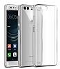 Huawei P10 Plus Şeffaf Kristal Kılıf - Resim 1