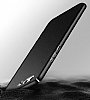 Huawei P10 Plus Tam Kenar Koruma Siyah Rubber Kılıf - Resim 2