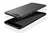 Huawei P10 Plus Tam Kenar Koruma Siyah Rubber Kılıf - Resim 1
