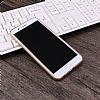 Huawei P10 Plus Tam Kenar Koruma Gold Rubber Kılıf - Resim 4