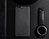 Huawei P10 Ultra İnce Karbon Kırmızı Kılıf - Resim 2