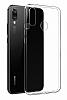 Huawei P20 Lite Ultra İnce Şeffaf Silikon Kılıf - Resim 2