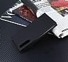 Huawei P20 Pro Gizli Mıknatıslı Pencereli Siyah Deri Kılıf - Resim 1