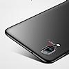 Huawei P20 Pro Mat Kırmızı Silikon Kılıf - Resim 2