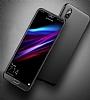Huawei P20 Pro Mat Mavi Silikon Kılıf - Resim 1
