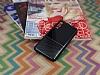 Huawei P20 Pro Silikon Kenarlı Aynalı Metal Siyah Kılıf - Resim 1