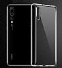 Huawei P20 Ultra İnce Şeffaf Silikon Kılıf - Resim 2