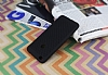 Huawei P9 Lite 2017 Noktalı Mat Siyah Silikon Kılıf - Resim 2
