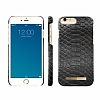 iDeal of Sweden iPhone 6 Plus / 6S Plus / 7 Plus / 8 Plus Black Reptile Kılıf - Resim: 2