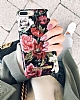 iDeal of Sweden iPhone 6 Plus / 6S Plus / 7 Plus / 8 Plus Antique Roses Kılıf - Resim 1