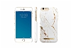 iDeal of Sweden iPhone 6 Plus / 6S Plus / 7 Plus / 8 Plus Carrara Gold Kılıf - Resim: 2