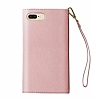 iDeal of Sweden Myfair Clutch iPhone 6 / 6S / 7 / 8 Pembe Kılıf - Resim 1