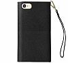 iDeal of Sweden Myfair Clutch iPhone 6 / 6S / 7 / 8 Siyah Kılıf - Resim 1