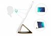 iPad Air / iPad 9.7 Kapaklı Standlı Siyah Kılıf - Resim 3