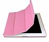 iPad / iPad 2 / iPad 3 / iPad 4 Slim Cover Pembe Kılıf - Resim 2