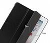 iPad / iPad 2 / iPad 3 / iPad 4 Slim Cover Siyah Kılıf - Resim 3