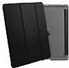 iPad / iPad 2 / iPad 3 / iPad 4 Slim Cover Siyah Kılıf - Resim 2