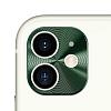 iPhone 11 Yeşil Metal Kamera Lensi Koruyucu