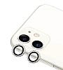 iPhone 12 6.1 inç Sapphire Silver Kamera Lens Koruyucu