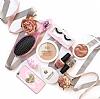 iPhone 6 / 6S Pink Mirror Taşlı Kılıf - Resim 1