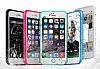 iPhone 6 / 6S Suya Dayanıklı Beyaz Kılıf - Resim 4