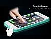 iPhone 6 / 6S Suya Dayanıklı Beyaz Kılıf - Resim 2
