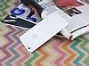 iPhone 6 Plus / 6S Plus Beyaz Silikon Kılıf - Resim 1