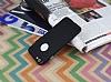 iPhone 6 Plus / 6S Plus Metal Tuşlu Mat Siyah Silikon Kılıf - Resim 2