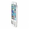 iPhone 6S Orijinal Smart Battery Beyaz Kılıf - Resim 2
