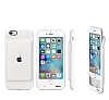 iPhone 6S Orijinal Smart Battery Beyaz Kılıf - Resim 3