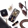 iPhone 7 Glory Leopard Taşlı Kılıf - Resim 1