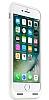 iPhone 7 / 8 Orjinal Smart Battery Bataryalı Beyaz Kılıf - Resim 2