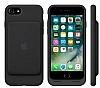iPhone 7 / 8 Orjinal Smart Battery Bataryalı Siyah Kılıf - Resim 3