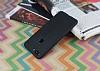 iPhone 7 Plus Deri Desenli Ultra İnce Siyah Silikon Kılıf - Resim 2