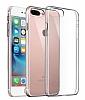 iPhone 7 Plus / 8 Plus Şeffaf Kristal Kılıf - Resim 1