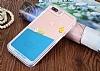 iPhone 7 Plus / 8 Plus Sulu Ördek Rubber Kılıf - Resim 1