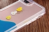 iPhone 7 Plus / 8 Plus Sulu Ördek Rubber Kılıf - Resim 3