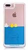 iPhone 7 Plus / 8 Plus Sulu Ördek Rubber Kılıf - Resim 5