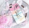 iPhone 7 Plus / 8 Plus Wing Girl Taşlı Kılıf - Resim 1