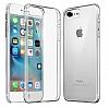 iPhone 7 Şeffaf Kristal Kılıf - Resim 1