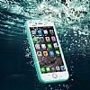 iPhone 7 Suya Dayanıklı Siyah Kılıf - Resim 5
