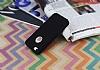iPhone SE / 5 / 5S 360 Derece Koruma Likit Siyah Silikon Kılıf - Resim 2