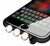 iPhone ve iPad Parmak İzi Okuyuculu Siyah Home Butonu - Resim 5