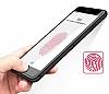 iPhone ve iPad Parmak İzi Okuyuculu Siyah Home Butonu - Resim 4