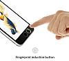 iPhone ve iPad Parmak İzi Okuyuculu Siyah Home Butonu - Resim 1